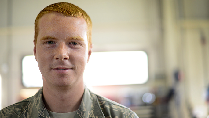 31 CES Airman strives for excellence, pride in work performance