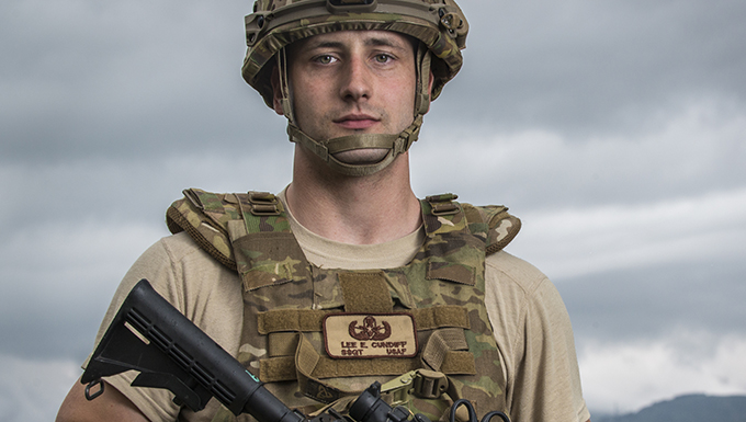 First EOD Airman earns invite to Ranger School