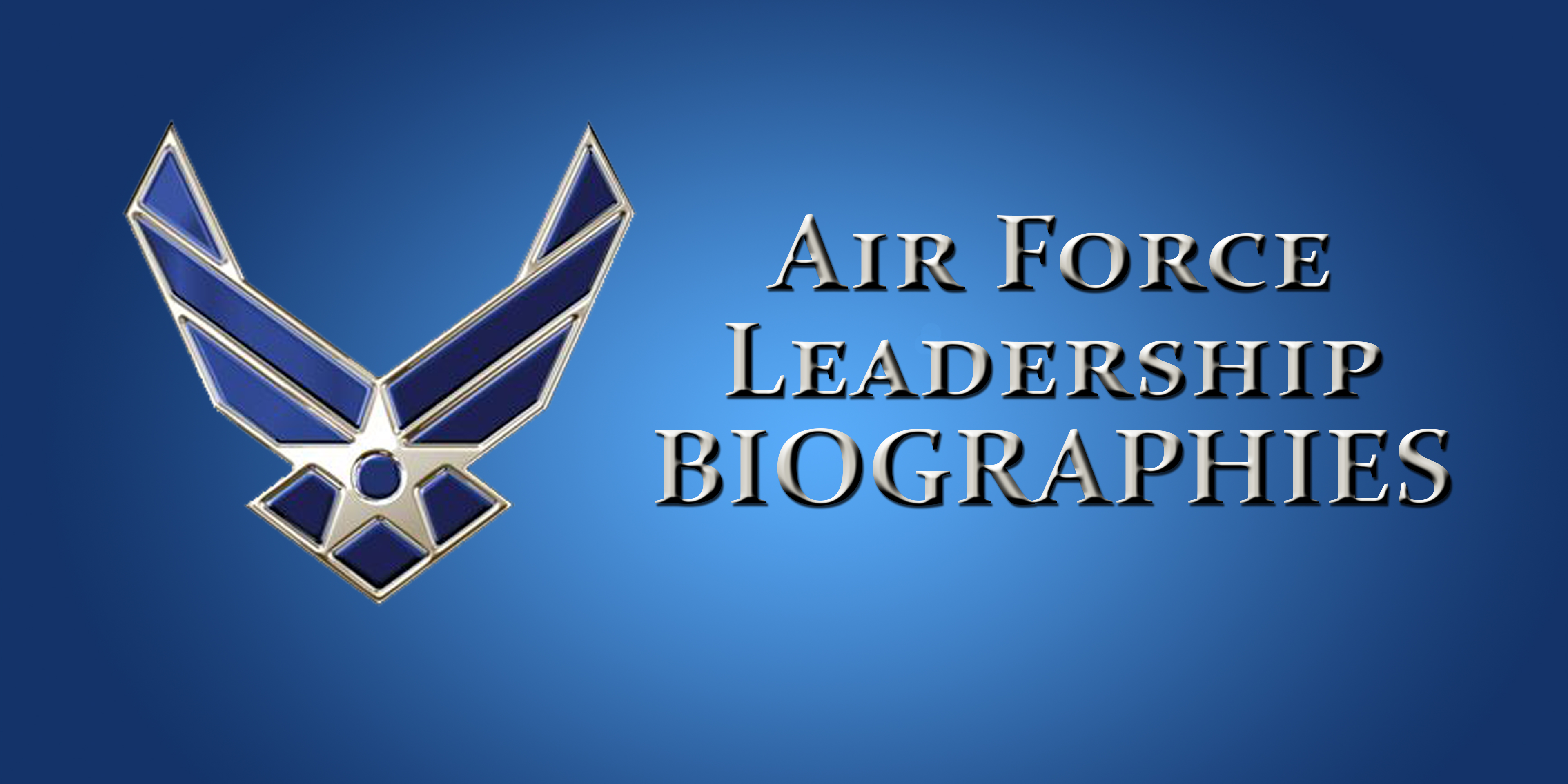 AF Leadership Biographies